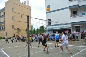 气排球比赛4