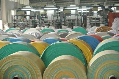 各种规格、材质、等级的筒布料